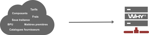 Paramétrage clé en main de votre ERP PGI WHY afin d'intégrer vos articles - références dans votre erp why